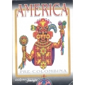 América Precolombina - Columbian America playing cards